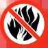 schwerentflammbare Verdunklungsstoffe